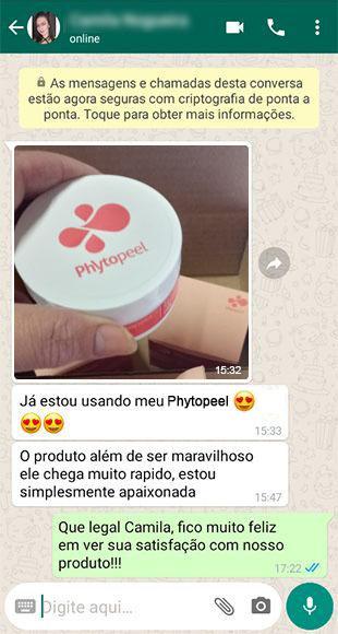 phytopell depoimento 1